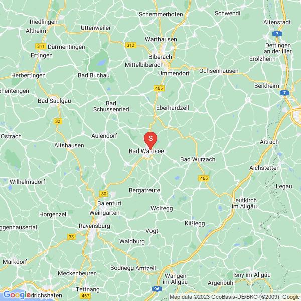 Golfclub Oberschwaben-Bad Waldsee e.V.