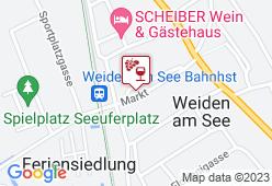 Schankhaus Schwalbenhof - Karte