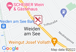 Restaurant Schütz - Karte