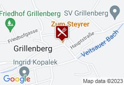 Gasthaus Steyrer - Karte