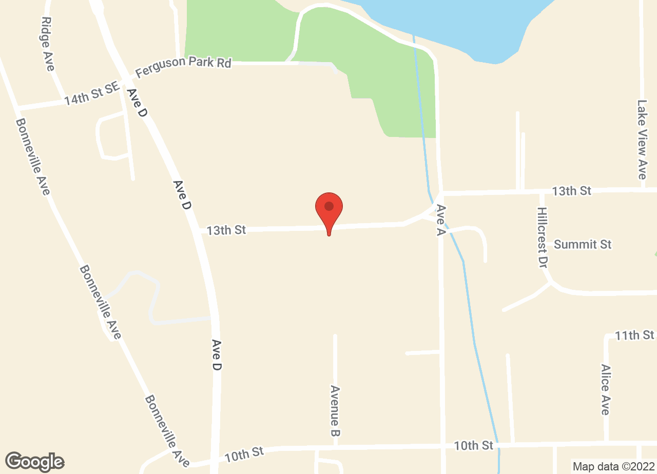 Google Map of VCA Snohomish Animal Hospital
