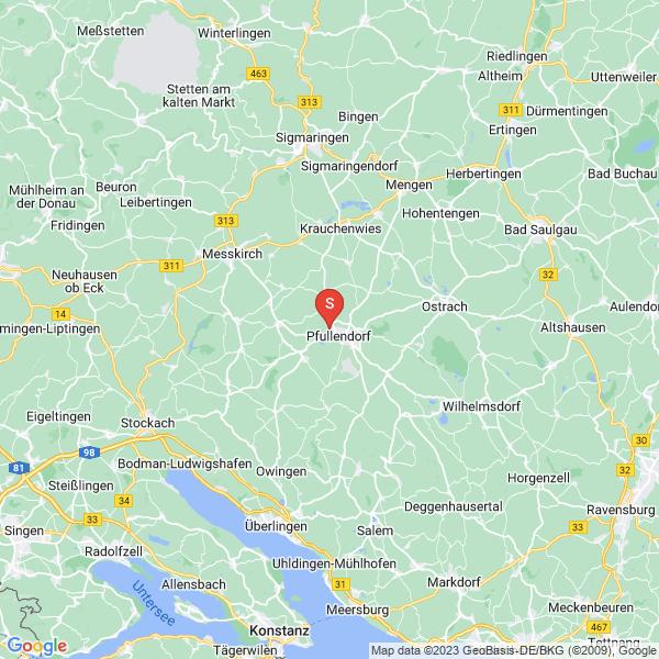 Wasserskipark Pfullendorf
