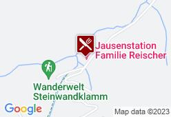 Jausenstation Fam Reischer - Karte
