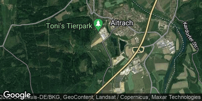Google Map of Aitrach
