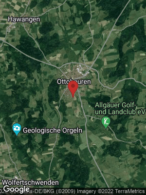 Google Map of Ottobeuren