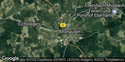 Google Map of Altshausen