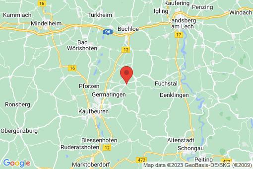 Karte Westendorf