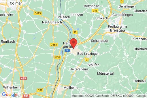 Karte Hartheim