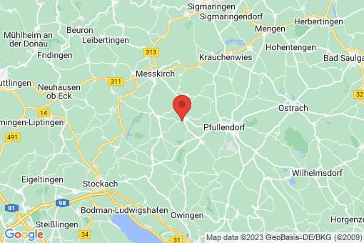 Karte Wald