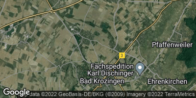 Google Map of Biengen