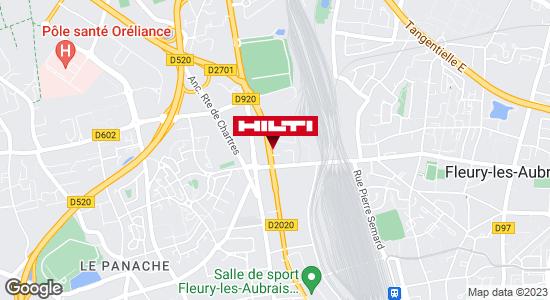 Hilti Store - Orléans / Ingré (ZA d'Ingré)