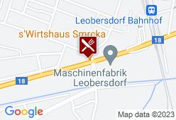 Gasthof Smrcka - Karte
