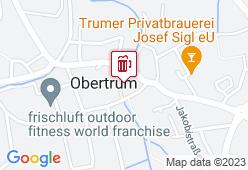Braugasthof Sigl - Karte