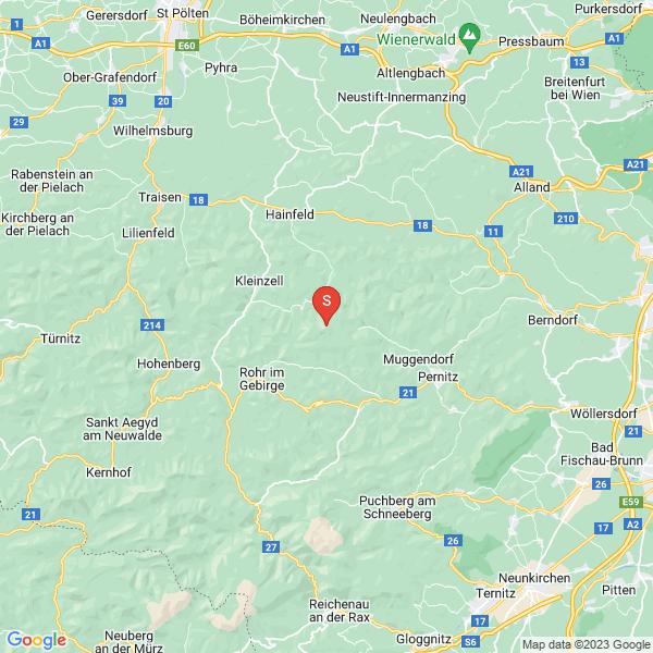Unterberg - Pernitz