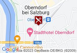 Gasthaus Zur Bahn - Karte