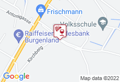 Heurigenrestaurant Zum Kirchberg - Karte
