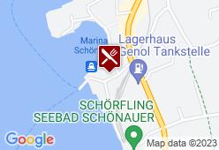 Langostinos - Karte