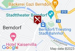 Berndorfer Stadtwirt - Karte