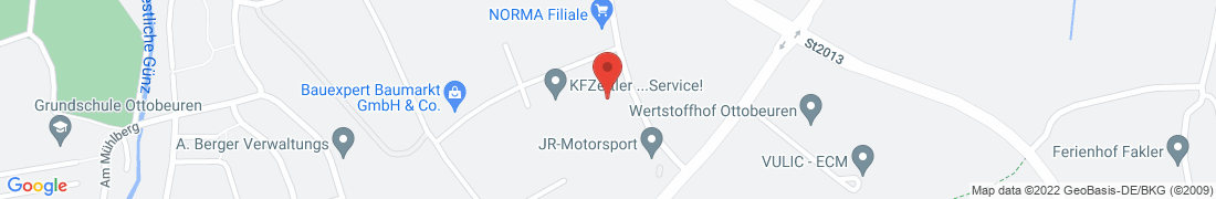 BayWa Technik Ottobeuren Anfahrt