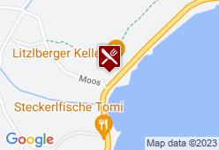 Litzlberger Keller - Karte