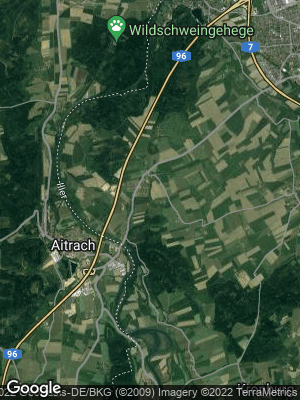 Google Map of Volkratshofen