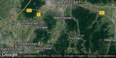 Google Map of Wittnau