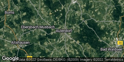 Google Map of Aulendorf