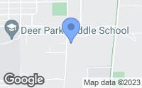 Map of Deer Park, WA