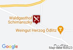 Waldgasthof Schimanszky - Karte