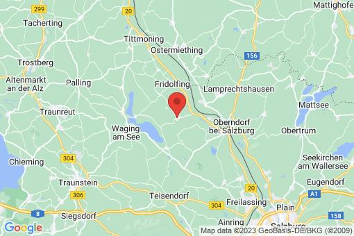 Karte Kirchanschöring