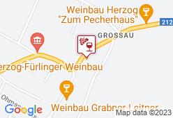Weinbau Herzog-Fürlinger - Karte