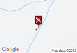 """Gasthof """"Zum Auerhahn"""" - Karte"""