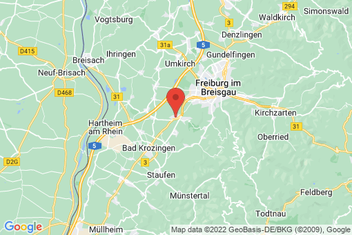 Karte Schallstadt