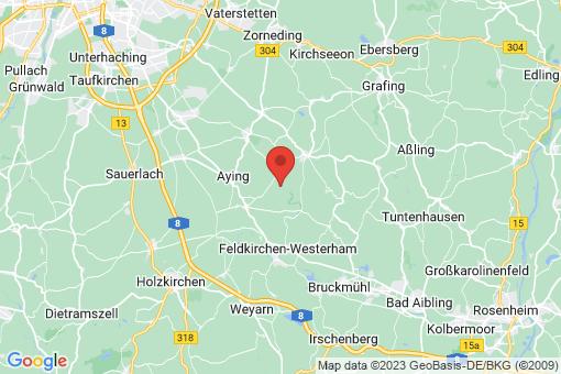 Karte Loibersdorf bei Großhelfendorf