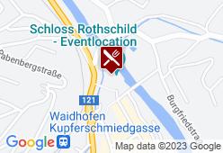 Schlosswirt Rothschild - Karte