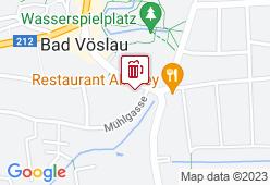 Bierhof Bad Vöslau - Karte