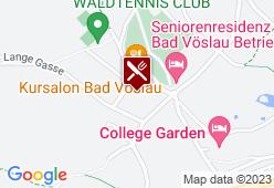 WTC Bad Vöslau - Karte