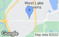 Map of Lake Stevens, WA