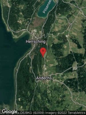 Google Map of Andechs