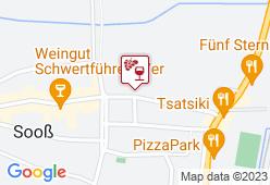 """Weinbau Ferdinand Brendinger """"ZUR ALTEN POST"""" - Karte"""