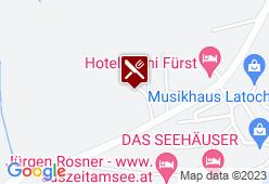 Gasthof Moorbad - Karte