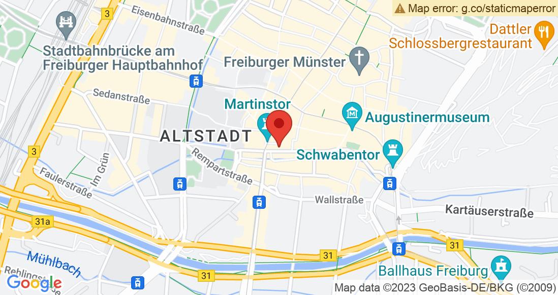 Google Map DRESCHER Running-Outdoor GbR Christoph und Stephan Drescher