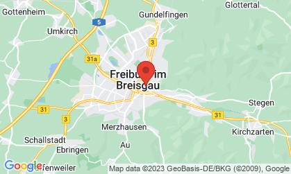 Arbeitsort: Freiburg