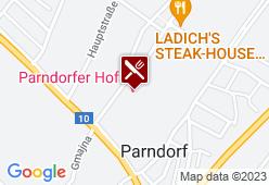"Parndorfer Hof ""Patzolt"" - Karte"
