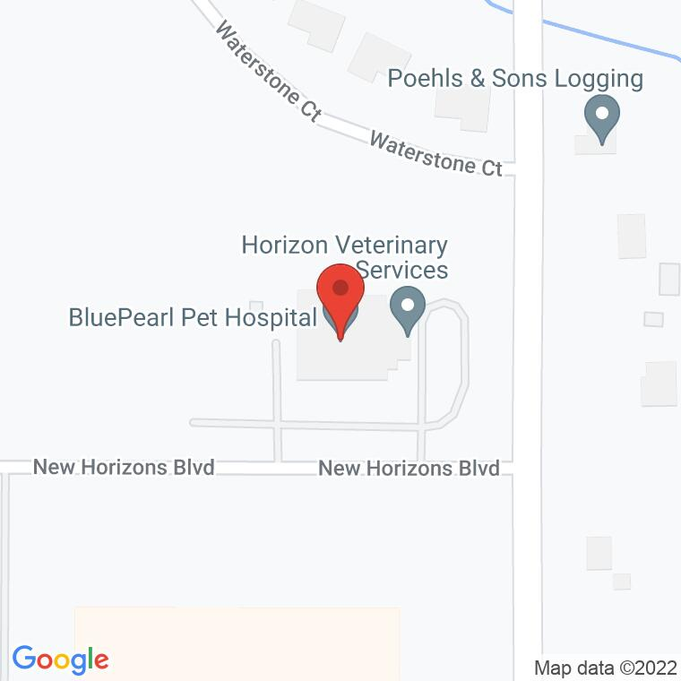 Google Map of 4706 New Horizons Blvd, Appleton, WI 54914, 4706 New Horizons Blvd, Appleton, WI 54914