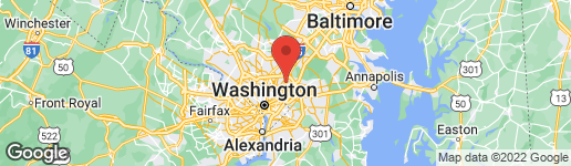 Map of 4707 BERWYN ROAD COLLEGE PARK, MD 20740