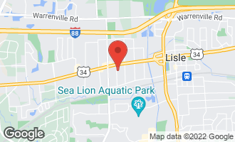 Map of 4711 Winchester Avenue LISLE, IL 60532