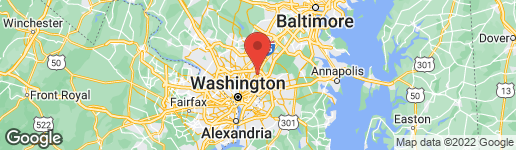 Map of 4715 CHEROKEE STREET COLLEGE PARK, MD 20740