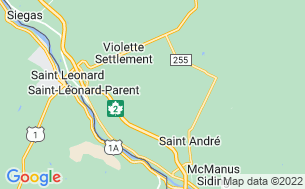 Map of Paradis de la Petite Montagne