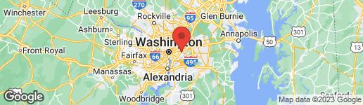 Map of 4723 SHERIFF ROAD NE WASHINGTON, DC 20019